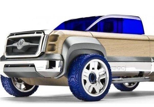 Masinuta T900 Truck Originals - Automoblox 1