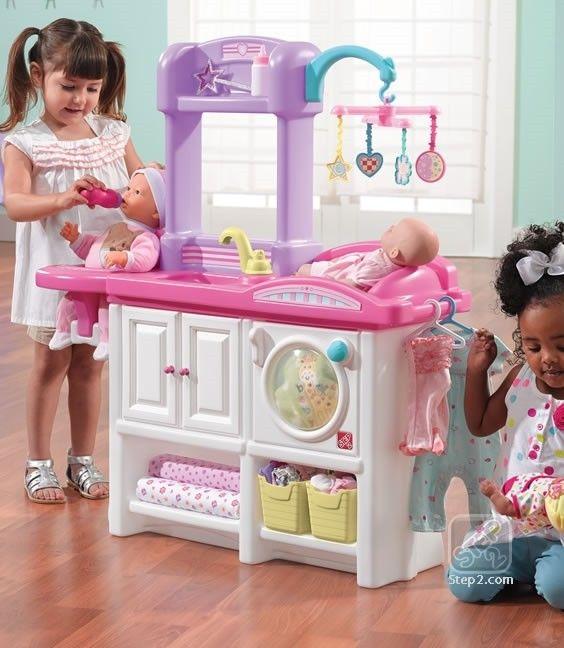 Mini cresa pentru copii NEW - Love & Care Deluxe Nursery [1]