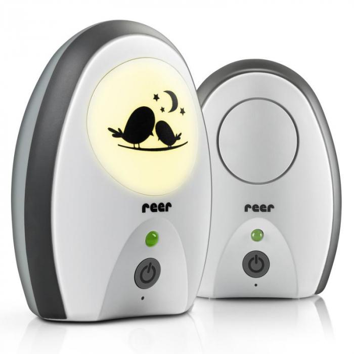 Monitor digital pentru bebelusi Rigi Digital Reer 50070 10