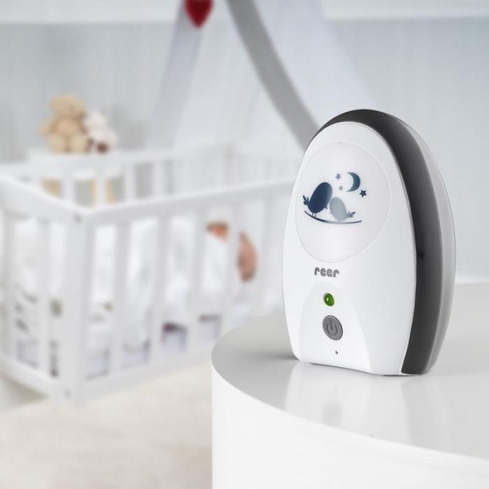 Monitor digital pentru bebelusi Rigi Digital Reer 50070 9