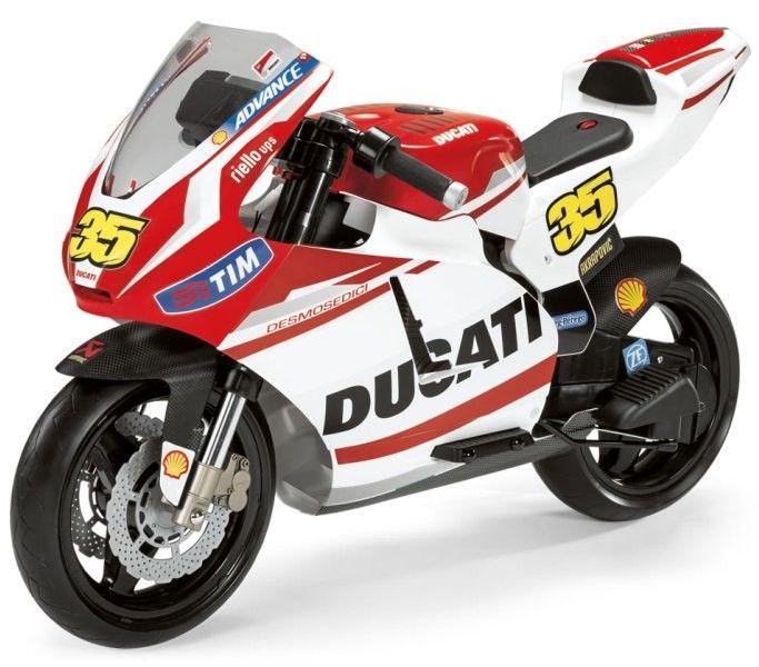 Motocicleta electrica DUCATI GP - Peg Perego 1