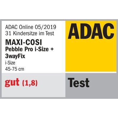 Pachet Cos auto Maxi Cosi Pebble Pro i-size si baza auto Maxi Cosi 3wayfix 1