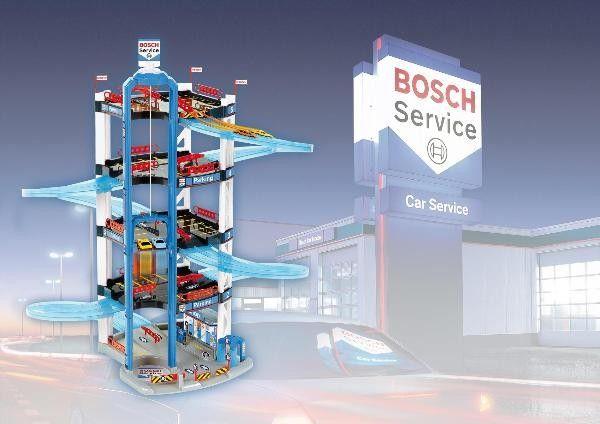 Parcare Bosch cu 5 nivele 0