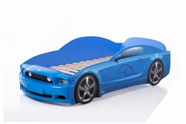 Pat masina tineret MyKids Light-MG Plus Albastru [0]