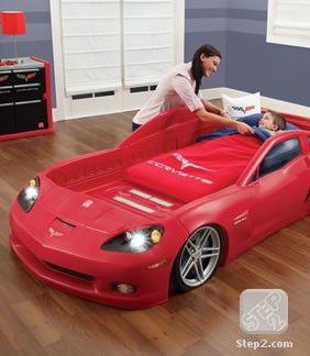 Patut Corvette - Step2 2