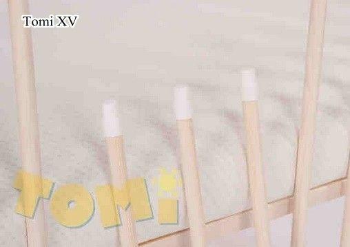 Patut din lemn Tomi XV natur cu laterala culisanta 2