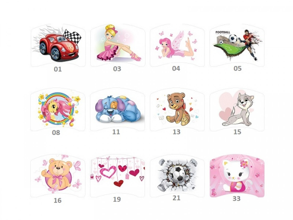 Patut Tineret MyKids Lucky 59 Fairies Club-140x80 [4]