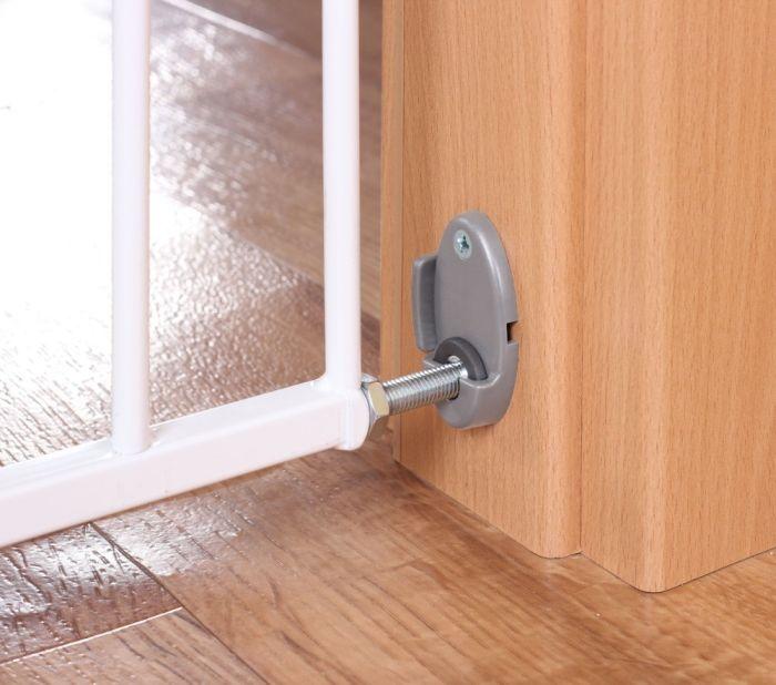 Poarta cu montaj pe perete BASIC, Simple-Lock Reer 46101 1