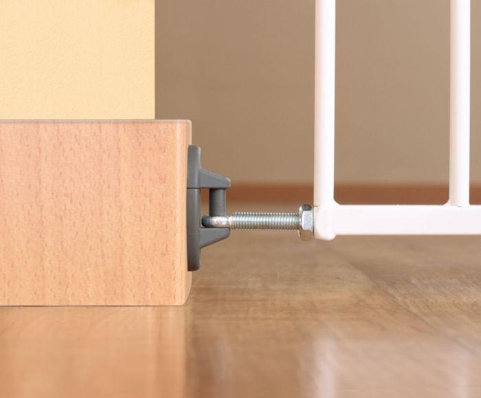 Poarta cu montaj pe perete BASIC, Simple-Lock Reer 46101 4