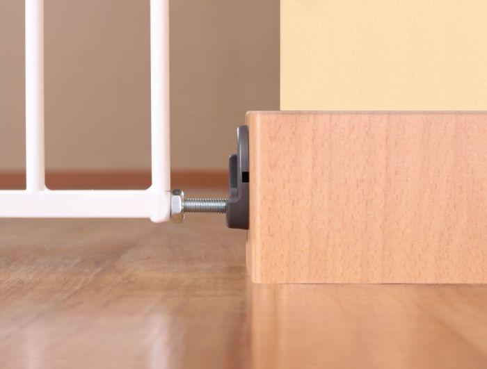 Poarta cu montaj pe perete BASIC, Simple-Lock Reer 46101 5