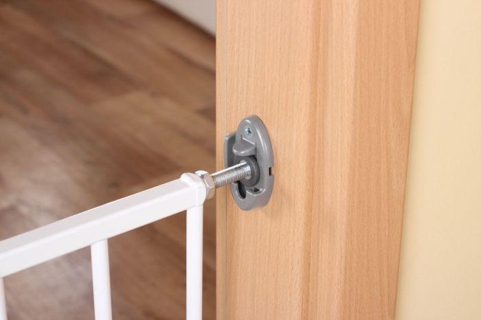 Poarta cu montaj pe perete BASIC, Simple-Lock Reer 46101 6