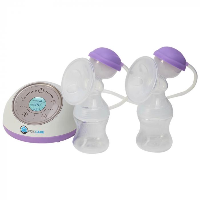 Pompa de san electrica dubla Kidscare KC106 4