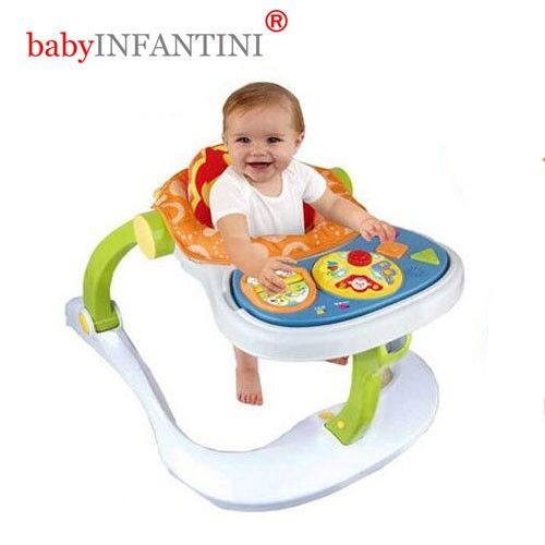 Premergator Walker 4 in 1 - babyINFANTINI 0