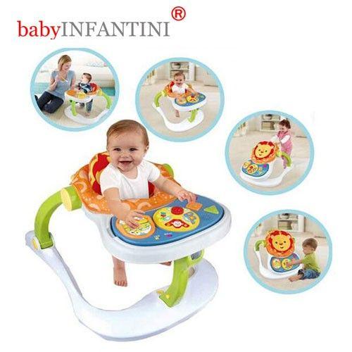 Premergator Walker 4 in 1 - babyINFANTINI 1