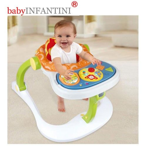Premergator Walker 4 in 1 - babyINFANTINI 2