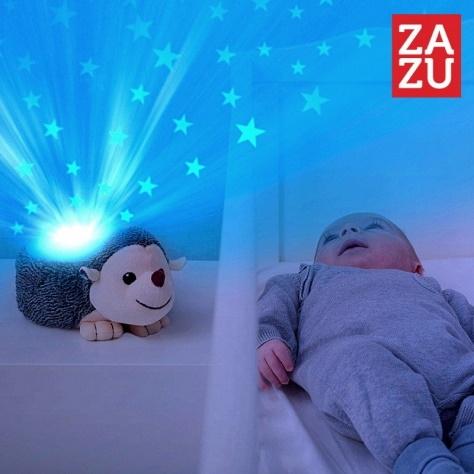 Proiector sau Lampa de Veghe Muzicala Ariciul Harry - Zazu Kids [2]