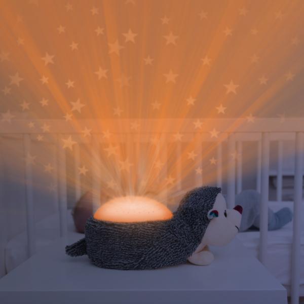 Proiector sau Lampa de Veghe Muzicala Ariciul Harry - Zazu Kids [1]