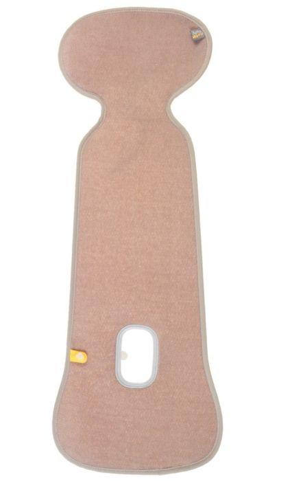 Protectie antitranspiratie scaun auto GR 1 BBC Organic Sand - Aerosleep 0