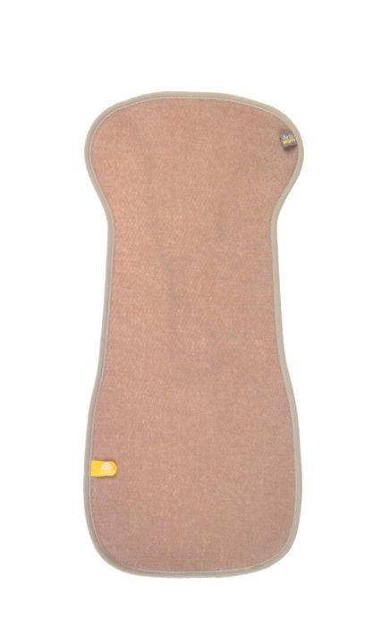 Protectie antitranspiratie scaun auto GR 2-3 BBC Organic Sand - Aerosleep 0