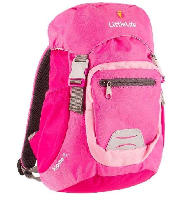 Rucsac Alpine 4 roz - Littlelife 0