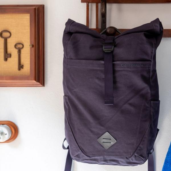Rucsac cu Protectie RFID Kibo Navy 25l - Lifeventure [1]