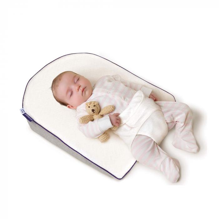 Saltea anti-alunecare cu ham pentru bebelusi ClevaSleep® Plus Clevamama 0