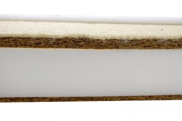 Saltea Fibra Cocos MyKids Merinos 120x60x11 (cm) [1]