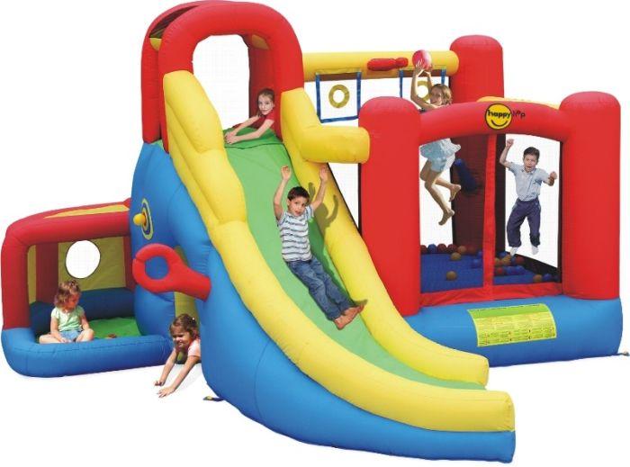 Saltea gonflabila Play center 11 in 1  - Happy hop 0