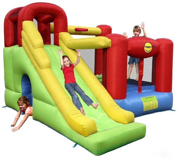 Saltea gonflabila Play center 6 in 1 - Happy hop 0