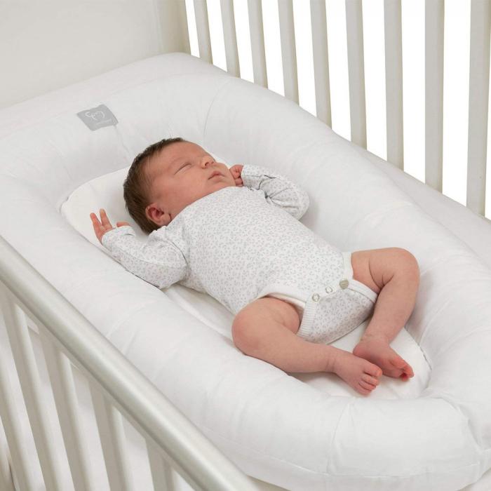 Salteluta bebelusi pentru dormit Clevamama 4