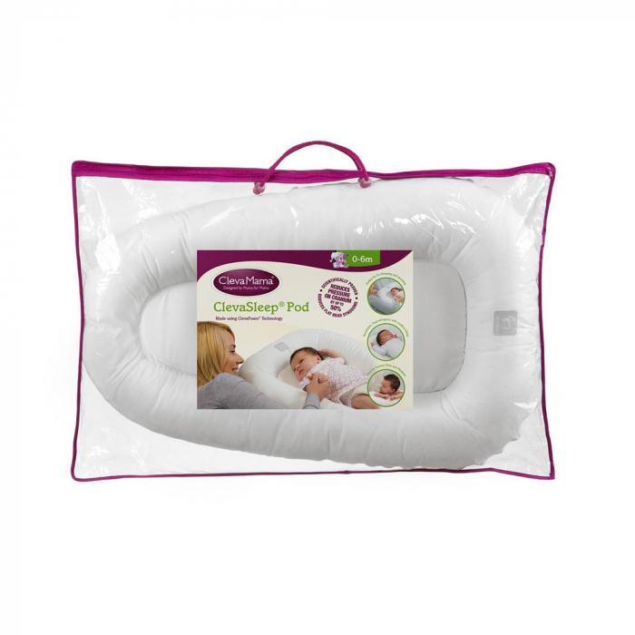 Salteluta bebelusi pentru dormit Clevamama 1