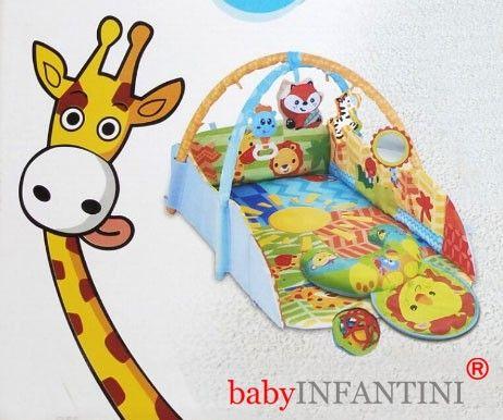 Salteluta de activitati Jungle - babyINFANTINI 2