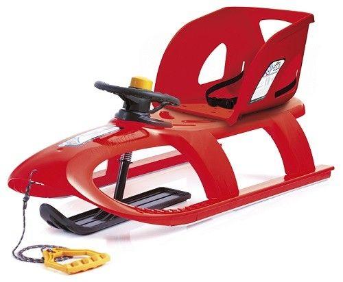 Sanie Bullet control seat rosie - Prosperplast