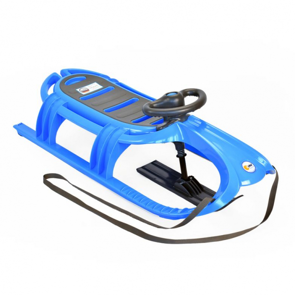 Sanie KHW Snow Tiger de Luxe albastra 0