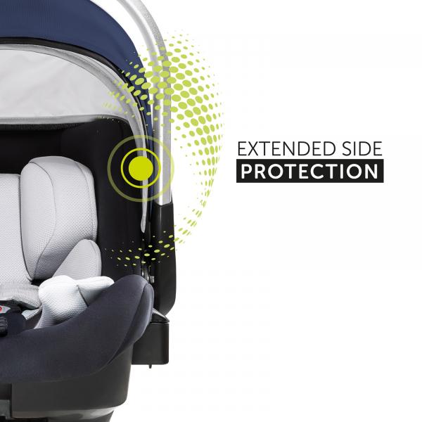 Scaun Auto 0-13 kg iPro Baby - Hauck [1]
