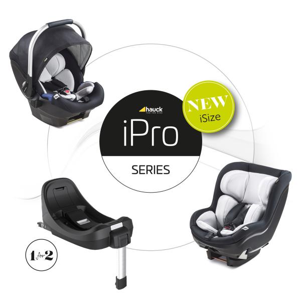 Scaun Auto 0-13 kg iPro Baby Set - Hauck [12]