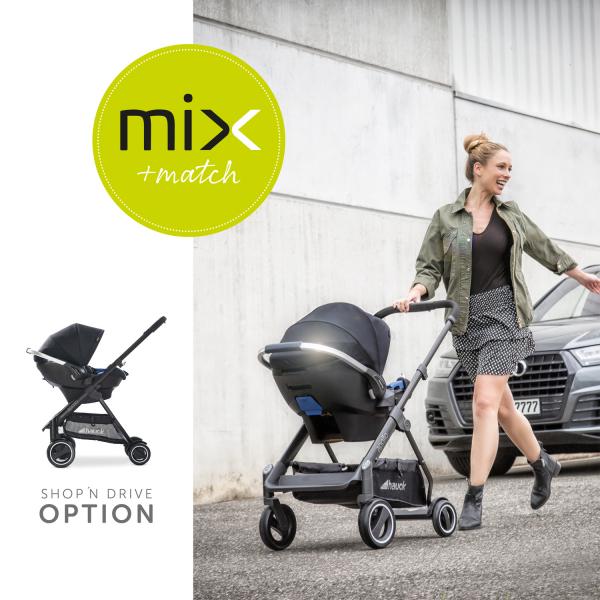 Scaun Auto 0-13 kg iPro Baby Set - Hauck [27]