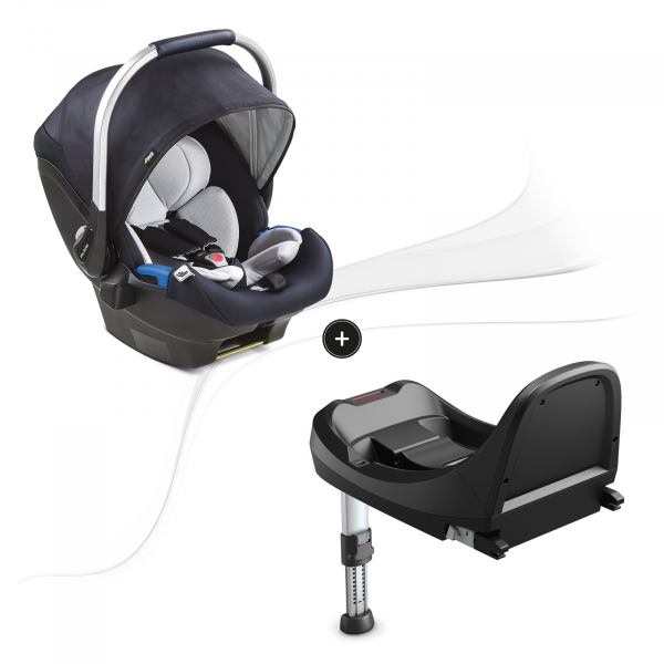 Scaun Auto 0-13 kg iPro Baby Set - Hauck [0]