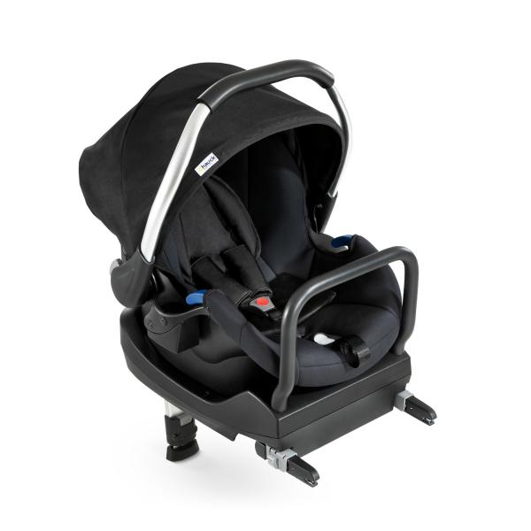 Scaun Auto 0-13 kg si Baza Comfort Fix Set - Hauck [0]