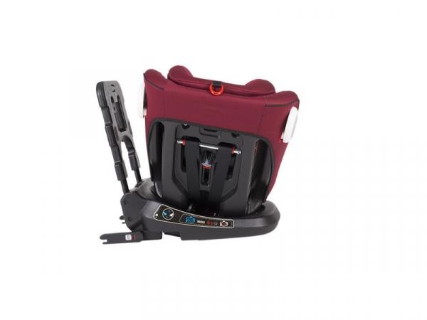 Scaun auto 0-25 kg Twister Red cu Isofix - Kikka Boo [2]