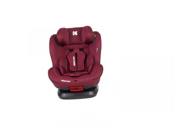 Scaun auto 0-25 kg Twister Red cu Isofix - Kikka Boo [7]