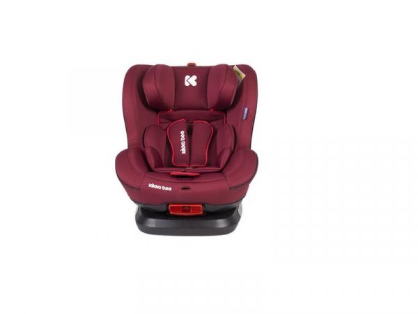 Scaun auto 0-25 kg Twister Red cu Isofix - Kikka Boo [1]