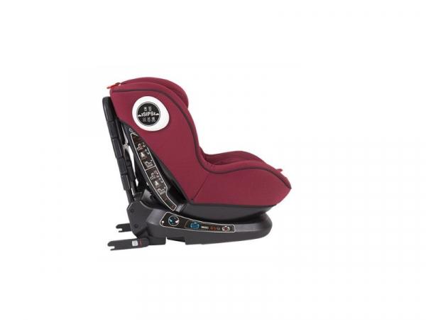Scaun auto 0-25 kg Twister Red cu Isofix - Kikka Boo [3]