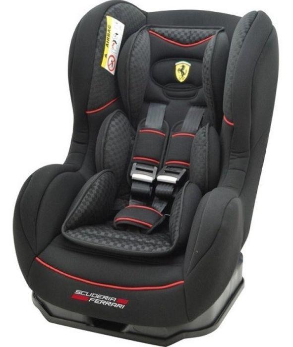 Scaun auto copii 0-18 kg Cosmo Ferrari 0