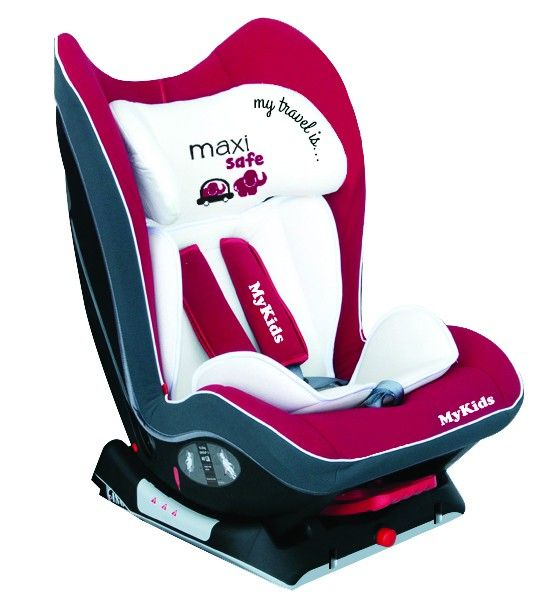 Scaun auto copii 9-25 kg ISOFIX MyKids Maxi Safe R6D 0