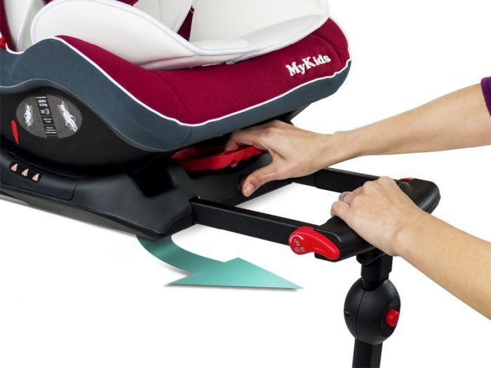 Scaun auto copii 9-25 kg ISOFIX MyKids Maxi Safe R6D 4