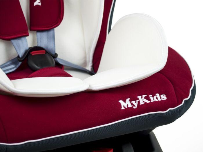 Scaun auto copii 9-25 kg ISOFIX MyKids Maxi Safe R6D 5