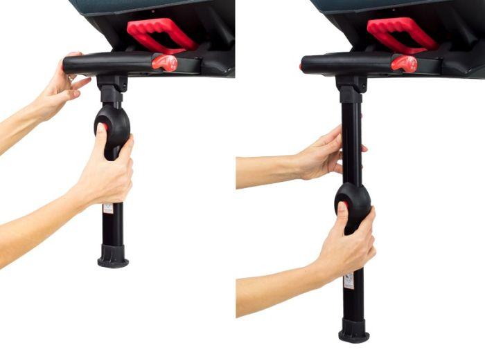 Scaun auto copii 9-25 kg ISOFIX MyKids Maxi Safe R6D 9