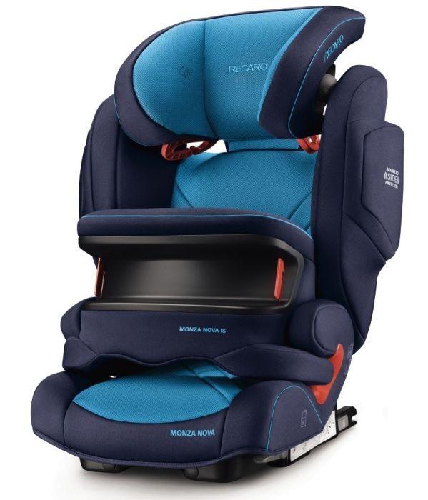 Scaun auto copii 9-36 kg cu Isofix Monza Nova IS - Recaro 0