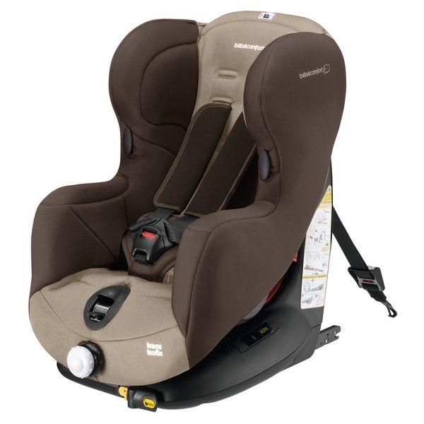 Scaun auto copii Iseos Isofix 9-18 kg - Bebe Confort cu husa vara cadou 0